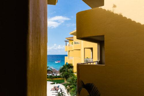Cozumel Mexico destination wedding resort Playa Azul