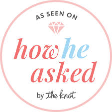 Emma Mullins Photography surprise proposal featured on How He Asked by The Knot