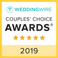 Chicago wedding photographer Emma Mullins Photography and Wedding Wire Couples Choice Award winner 2019