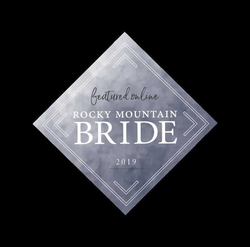Emma Mullins Photography featured on Rocky Mountain Bride wedding blog
