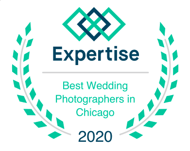 Emma Mullins Photography named one of Chicago's Best Wedding Photographers by Expertise